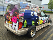 Vehicle Wrapping and Graphics Services Essex