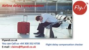 Flight Delay Compensation checker in london