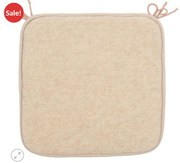 Wooltales.co.uk - Home Chair Cushion With Straps | Baby Sleeping Bags