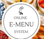 online ordering system for small business : Online eMenu