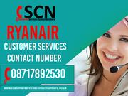 Ryanair Flights Details | Ryanair Contact Number UK: 08717892530
