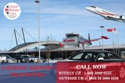 London airport transfer- Airport transfer services