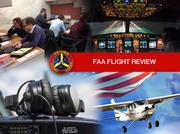 FAA FLIGHT REVIEW IN UK