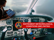 INSTRUMENT METEOROLOGICAL CONDITIONS (IMC) RATING